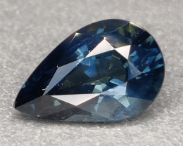 0.85  CTS EXCELLENT NATURAL HEATED SRILANKA BLUE SAPPHIRE