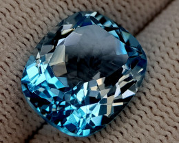 11.65CT BLUE TOPAZ BEST QUALITY GEMSTONE IIGC73