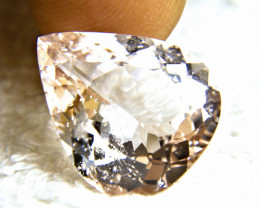 14.12 Carat Included Brazil Pink Morganite - Gorgeous