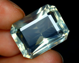 ContraLuz 14.78Ct Octagon Cut Mexican Very Rare Species Opal A1403