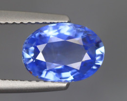 2.37 CT SAPPHIRE BLUE UNHEATED 100% NATURAL GRA CERTIFIED