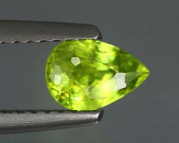 0.830 Cts Sphene Titanite Gorgeous Beautiful Natural Madagascar Mine