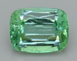 Attractive Jewelry Piece 7.20  ct Neon Green Spodumene Kunzite