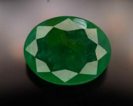 Grass Color 1.70 Natural Zambia Emerald