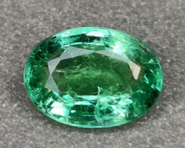 0.70 CTS IMPRESSIVE OVAL BEST COLLECTION OF NATURAL COLOMBIAN EMERALD