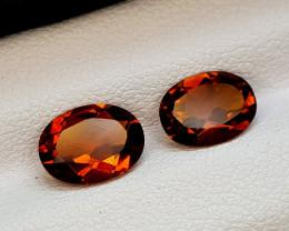 1.85crt madeira citrine  Natural Gemstones JI65