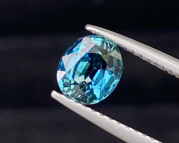 Natural Bicolor Sapphire Extremely Rare and Beautiful color