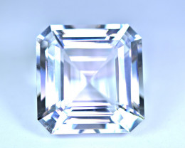 202 Carat Fancy Asscher Cut Quartz  Gemstone