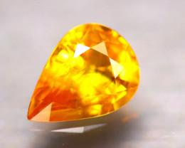 Fancy Sapphire 1.32Ct Natural Fancy Yellow Sapphire D1805/A16