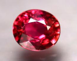 Tourmaline 1.05Ct Natural Reddish Pink Tourmaline D1810/B49