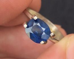 Gorgeous Color 1.90 Ct Natural Royal Blue Ceylon Sapphire