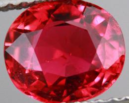 1.33 CT Rosewood Pink!! Natural Mozambique Tourmaline-PTA843