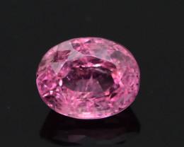 AAA Grade 1.10 ct Pink Spinel Badagashan