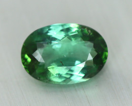 0.715 Cts Elbaite Tourmaline 100% Natural Copper Bearing Unheated