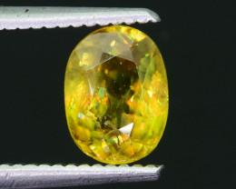 Rare AAA Fire 1.90 ct Sphene Jewelry Size