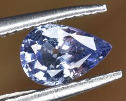 Top Purple Blueish Sapphire 0.490 CTS Gem