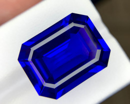 GIA 25.40 CTS D Block Collector Tanzanite Piece