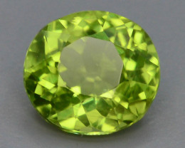 1.50 Ct Untreated Green Peridot ~t