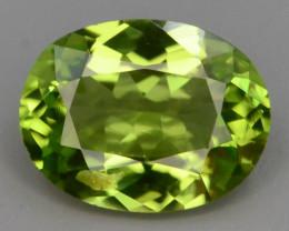 1.40 Ct Untreated Green Peridot ~t