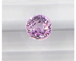 1.01ct Natural unheated pink sapphire