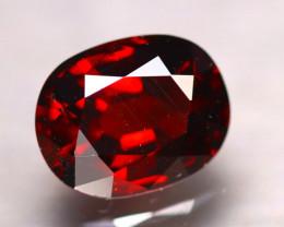 Almandine 2.90Ct Natural Vivid Blood Red Almandine Garne E1901/B26