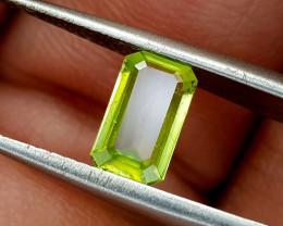 0.75Crt Sphene Color Change Natural Gemstones JI66