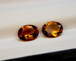 1.95Crt Madeira Citrine Natural Gemstones JI66