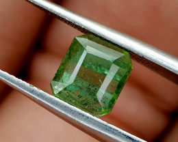 1.85Crt Tourmaline Natural Gemstones JI66