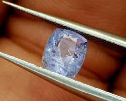 0.85Crt Rarest Hackmanite Natural Gemstones JI66