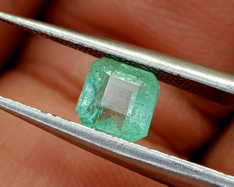1Crt Afghani Emerald Natural Gemstones JI66