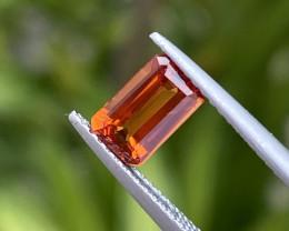 Natural Spessartite 1.16 Cts Nice Color Gemstone