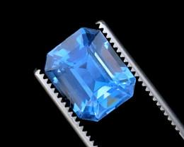 6.55 cts Santa Maria Color Aquamarine