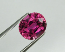 Tourmaline 7.77 ct Natural Pink Tourmaline Gemstone