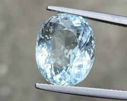 8.32 Cts Natural Aquamarine Quality Gemstone