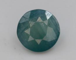 Extreamly Rarest Ct Natural Blue Grandidierite 1.60 Madagascar Mined