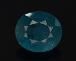 Extreamly Rarest Ct Natural Blue Grandidierite 1.35ct  Madagascar Mined