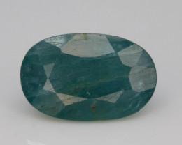 Extreamly Rarest Ct Natural Blue Grandidierite 1.40ct Madagascar Mined