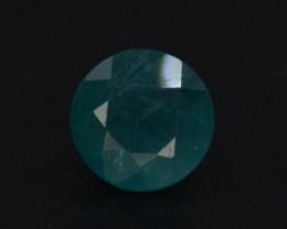 Extreamly Rarest Ct Natural Blue Grandidierite 1.00ct Madagascar Mined