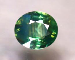Unheated Sapphire 0.88Ct Natural Peacock Sapphire E2110/B9