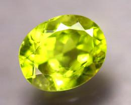 Peridot 2.70Ct Natural Pakistan Himalayan Green Peridot E2119/A10