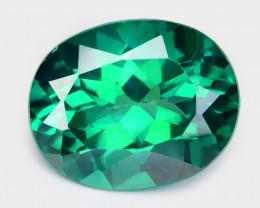 *No Reserve*Topaz  6.05 Cts Green Natural Topaz Gemstones