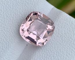 3.82 carat natural Tourmaline Gemstone.
