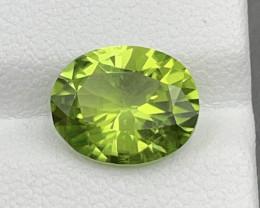 3.03 CT Peridot Gemstones from Pakistan