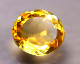 Citrine 6.47Ct Natural VVS Golden Yellow Color Citrine D2211/A2