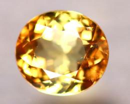 Tourmaline 1.06Ct Natural Golden Yellow Tourmaline D2218/A49
