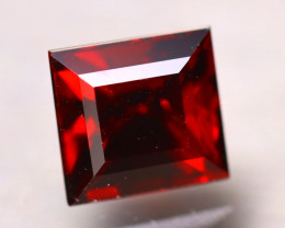 Almandine 2.02Ct Natural Vivid Blood Red Almandine Garnet D2222/B26
