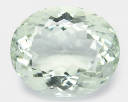 *No Reserve*9.90 Cts  Natural Green Amethyst Loose Gemstone