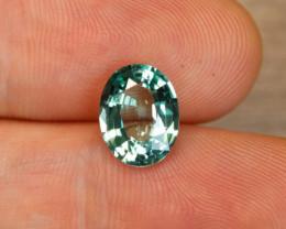 No Oil Panjshir Emerald 1.97ct Oval