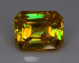 Amazing 1.45 Ct Natural Color  Sphene from Afghanistan