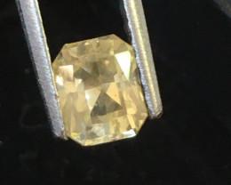 Natural Unheated Yellow Sapphire |Loose Gemstone|New| Sri Lanka